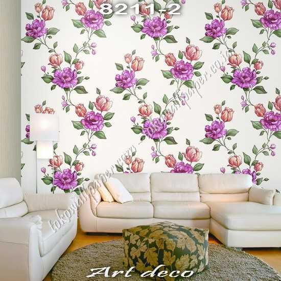02 Jual ART DECO Korea Wallpaper