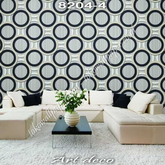 07 Jual ART DECO Korea Wallpaper