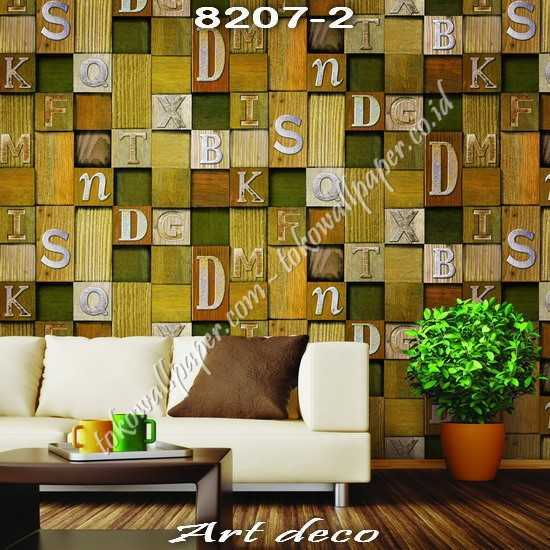 10 Jual ART DECO Korea Wallpaper