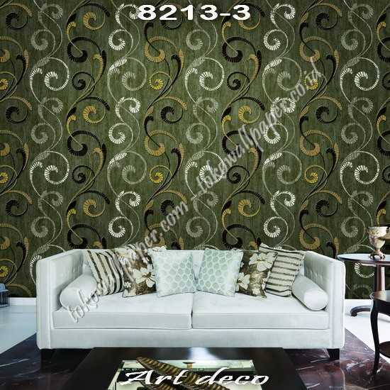 14 Jual ART DECO Korea Wallpaper