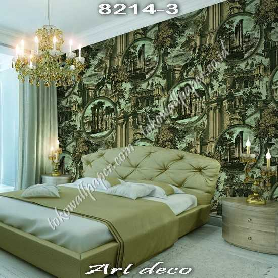 16 Jual ART DECO Korea Wallpaper