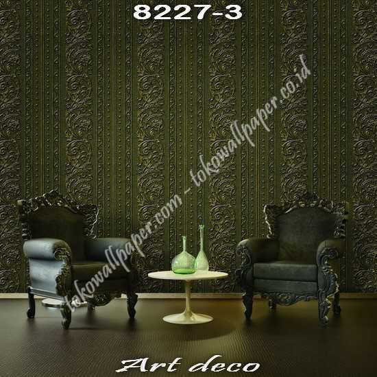 23 Jual ART DECO Korea Wallpaper