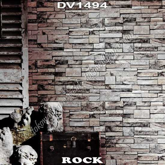 15 Jual wallpaper murah Rock