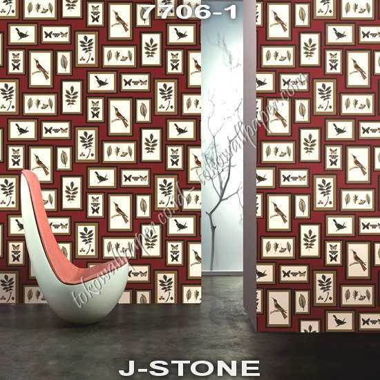 Supplier Wallpaper Dinding J-STONE