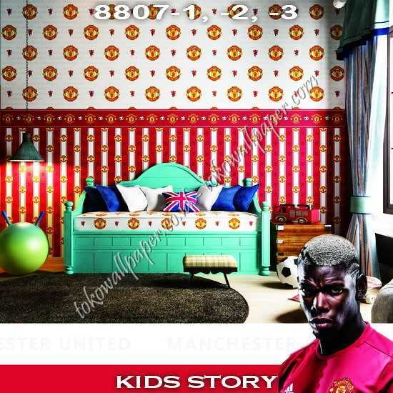 01 Wallpaper Kamar Anak Kids Story