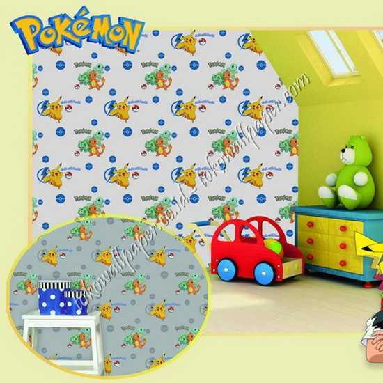 07 Wallpaper Kamar Anak Kids Story