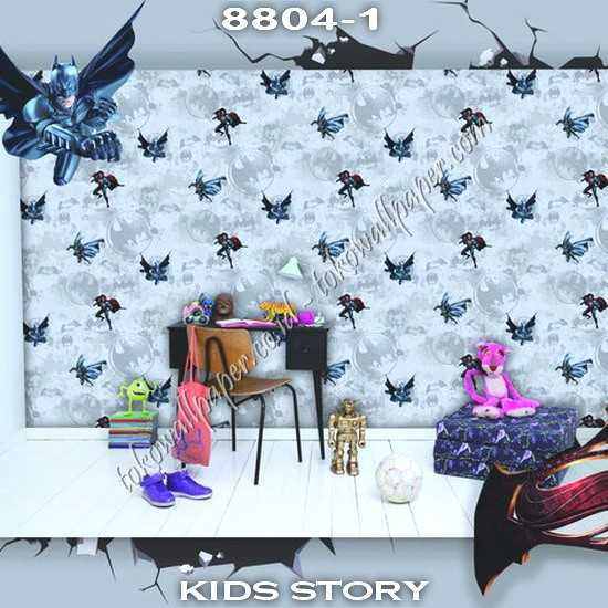 09 Wallpaper Kamar Anak Kids Story