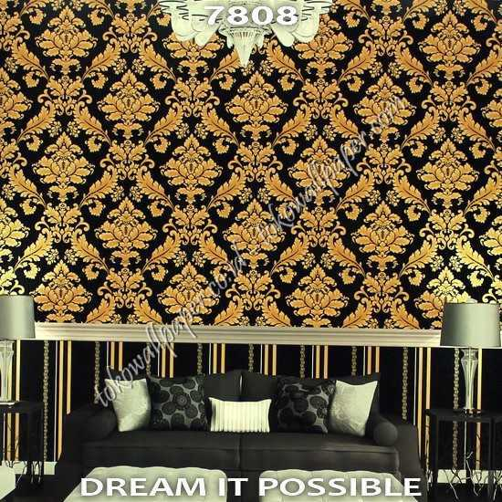Supplier Wallpaper Dinding Dream It Possible