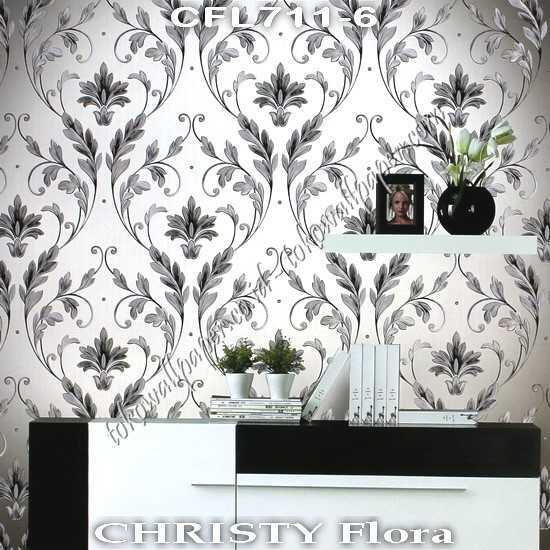 Harga wallpaper Christy Flora di Timika
