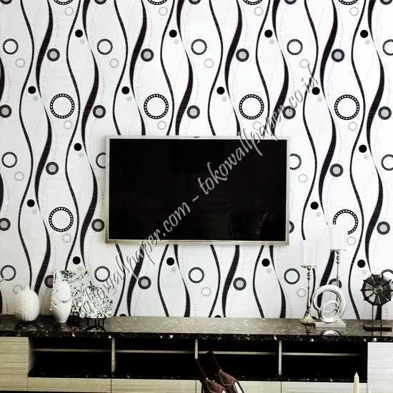 Supplier wallpaper dinding Inter Living di Mataram