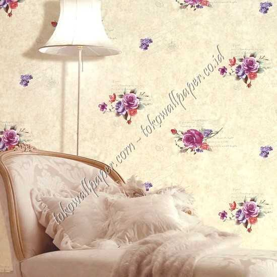 Supplier wallpaper dinding Inter Living di Palu