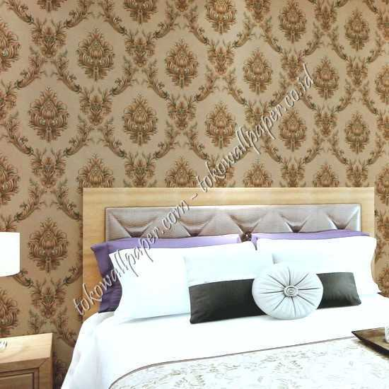 Supplier wallpaper dinding Inter Living di Medan