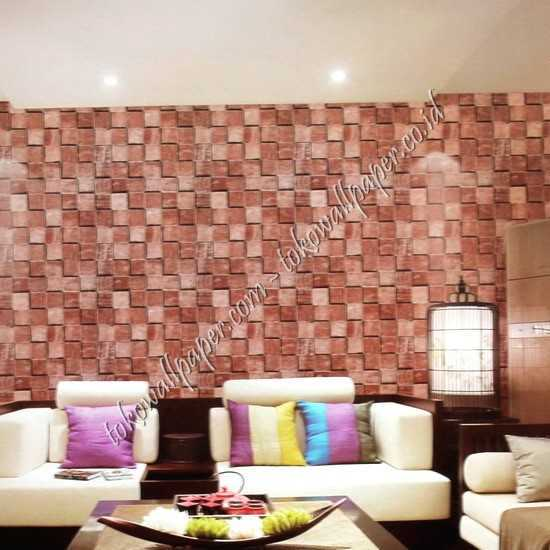Supplier wallpaper dinding Inter Living di Bengkulu