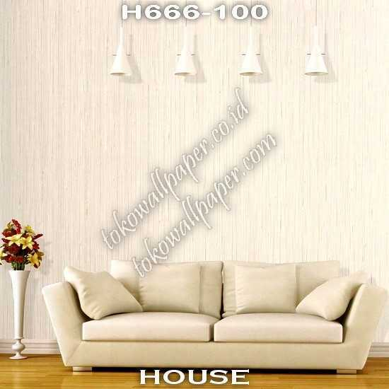 HOUSE H666-100 