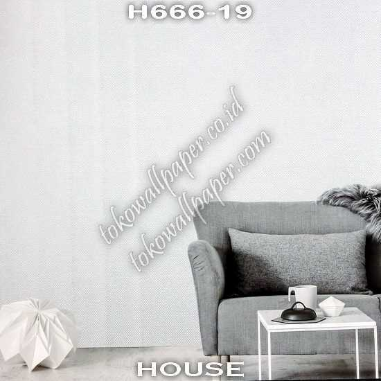 HOUSE H666-19 