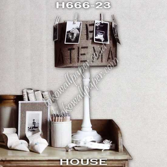HOUSE H666-23 