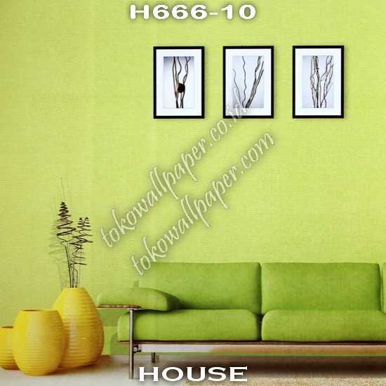 HOUSE H666-10 