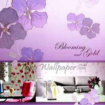 BLOOMING and GOLD 