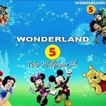WONDERLAND 5 