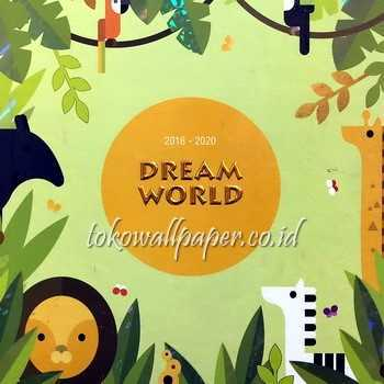 Dream world wallpaper anak toko wallpaper jual wallpaper dinding dream world wallpaper anak toko wallpaper jual wallpaper dinding jual wallpaper gumiabroncs Choice Image
